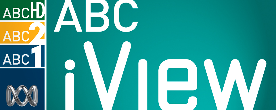 ABC TV decided to stack the logo with its other broadcast services.