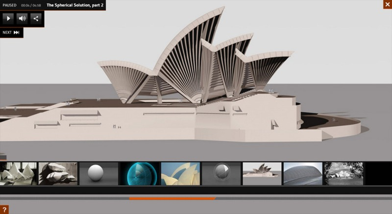 Silver for The Opera House Project at AEAFAwards