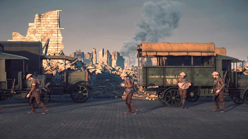 Imagining Ypres, 1917